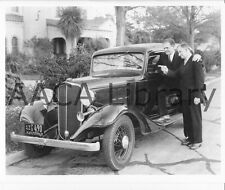 1933 Chevrolet Master Six Coach, Factory Photo (Ref. # 31121)