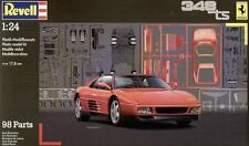 KIT REVELL 1:24 DRIVE FROM MOUNT FERRARI 348 TS LENGTH 17,8 CM ART. 07254