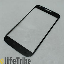 Front Glass Outer Lens Touch Screen for Samsung Galaxy S2 S II T989 - Black