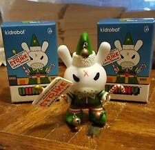 Kidrobot x Kozik - Holiday 2015 Angry Elf 3inch