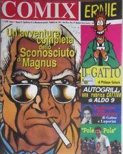 P3 COMIX N.9 - ANNO V -9/1996- MAGNUS / GABER / F. FAZIO