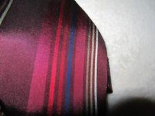 Ted Lapidus Paris Men's Tie.great colours   Striped Seta Silk.$9. *TIE SALE****
