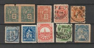 Germany Local Issued Municipal Privatpost Stadtpost Delivery service selection 3
