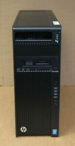 HP WorkStation Z440 Tower 4C E5-1620 3.5GHz 16GB Ram 500GB HDD Win10 Pro PC
