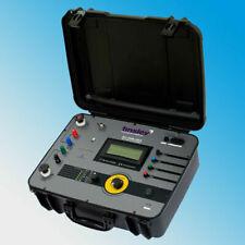 Tinsley Mo 5898 200a Portable Precision Micro Ohmmeter 200 Amps 200 Dlro