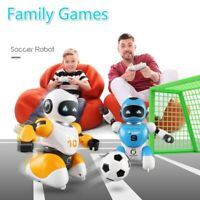 MINI Soccer Robot Toys for Kids RC Intelligent Battle Robot Programming  Gift