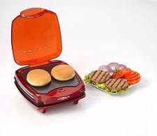 ARIES 185 HAMBURGER machine à PARTY TIME Brosse Toast panini pains plats 1200W