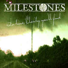 Milestones – In Time, Clarity You'll Find CD