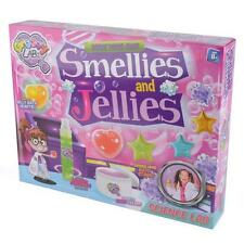 NEW Grafix Make Your Own Smellies and Jellies Childrens Science Lab Xmas Toy