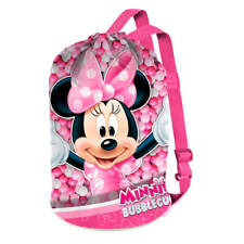 Minnie Mouse Bubblegum Backpack Gym Bag Sports Bag Shoulder Bag Bag Disney