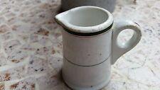 John Maddock & Sons England Individual Pottery China Creamer