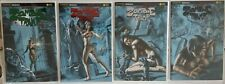 ZOMBIE TRAMP ORIGINS COMPLETE 4 ISSUE SET OF AOD COLLECTABLES EXCLUSIVE COVERS