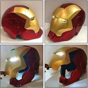 Iron Man Elektronischer Helm Marvel Legends Avengers Cosplay Maske