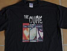 """T-Shirt THE CURE """"Trilogy Concert"""""""