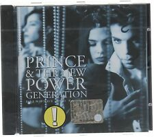 PRINCE & THE NEW POWER GENERATION DIAMONDS AND PEARLS CD SIGILLATO!!!