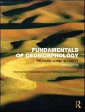 Fundamentals of Geomorphology Routledge Fundamentals of Physical Geography