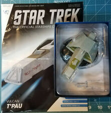 Star Trek Eaglemoss Vulcan T'Pau Ship Starship & magazine #141