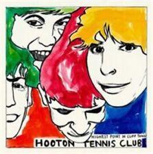 HOOTON TENNIS CLUB - HIGHEST POINT IN CLIFF TOWN [DIGIPAK] NEW CD