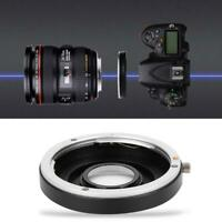 EF-AI Manual Focus Lens Adapter for Canon EOS Lens to Fit for Nikon AI F Mount S