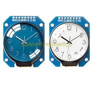 1PCS DC 3.3V 1.28 inch TFT LCD Display Module Round RGB IPS HD 240x240 SPI