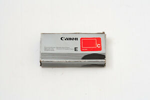 Canon E-C focusing screen for the EOS 620 and 650 camera. New old stock.
