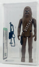 Kenner Star Wars Chewbacca No COO AFA 85 loose NEW CASE STYLE