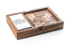 Kubiya Games | Pentomino Puzzle Set + 65 Challenges. Mathematical STEM Puzzle