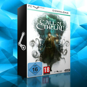 Call of Cthulhu - PC - Steam Key - Digital Download