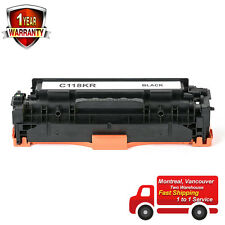 Black Toner for Canon 118 MF8350cdn MF8380Cdw MF8580Cdw