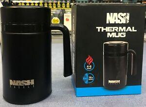 Nash Tackle 600ml Thermal Mug T3456