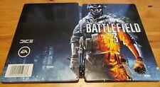 Battlefield 3 Steelbook XBOX 360 PS3 G1 Size