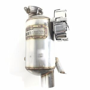 Skidoo G4 Summit 850 Turbo Silencer Muffler Can Silber Turbos Stainless Cooker