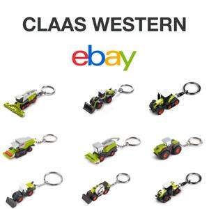 Claas Key Rings