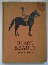 Black Beauty, Anna Sewell, McLoughlin Publishers, Early 1900s Printing
