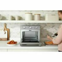 Oster 22 liter Countertop Oven with Air Fryer - Grey