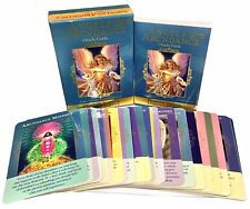 Angels of Abundance Oracle Cards A 44-Card Deck and Guidebook Doreen Virtue NEW