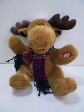 """Dan Dee Collectors Choice Singing Moose 12"""" Long"""