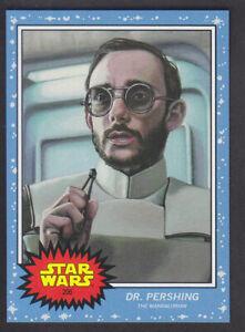 Topps Living - Star Wars # 206 Dr. Pershing - The Mandalorian /1440