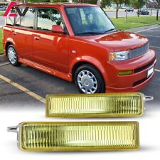 For Scion xB 03-06 Yellow Lens Pair Bumper Fog Light Lamp Replacement+Switch