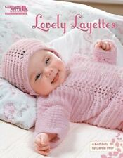 Lovely Layettes Knitting  Pattern Book-Choice of 4 Sets