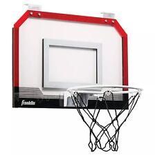 Franklin Sports Indoor Pro Hoops Basketball Over the Door Backboard & Hoop B120