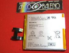 BATTERIA ORIGINALE PER SONY XPERIA Z L36H C6603 2330MAH 8.7Wh 1264-7064 SWAP