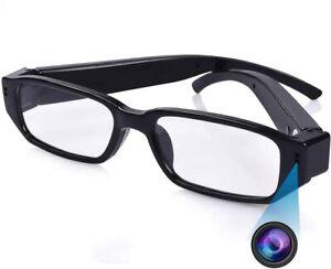 32GB SPION VERSTECKTE KAMERA MINI DV BRILLE SPY CAM SUN GLASSES 12MP 1080P A84