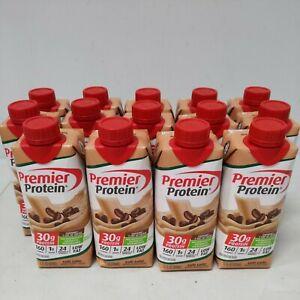 Premier Protein 30g High Protein Shake, Café Latte (11 fl. oz., 14 pk.) Loose