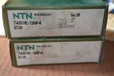 NTN Precision Angular Contact Thrust Ball Bearing 742016/GNP4