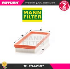 C2716 Filtro aria Smart 2007> (MARCA-MANN)