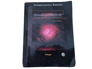 Electronics Fundamentals: Circuits,Devives And Fundamentals by Floyd, Thomas L.