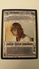 Star Wars CCG Premiere Limited Luke Skywalker Played