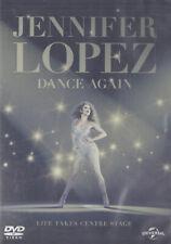 JENNIFER LOPEZ - DANCE AGAIN  - DVD - (NEW & SEALED)