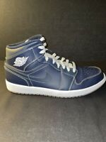 Nike Air Jordan 1 Retro Re2pect Derek Jeter Mid Shoes Size 11 VNDS AH6342-402